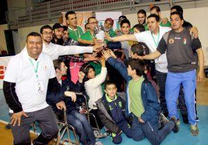 Coupe d'Afrique de Goalball en Algérie du 25 Février au 05 Mars 2016