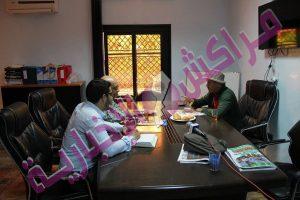 Le magazine algérien «Vouloir» en négociation avec «Nouvelles de Marrakech» afin de renforcer la relation et le transfert de l'expérience des médias régionaux