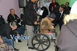Distribution de fauteuils 5