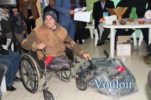 Distribution de fauteuils 1