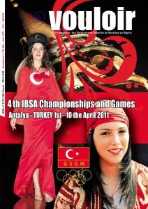 089 - Turk Handisport N°89 Mai - Juin 20111