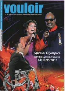 092 - Athen Handisport n° 92 Juillet - Aout 2011